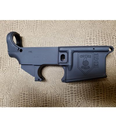Cover6Gear 80% AR-15 lower Receiver