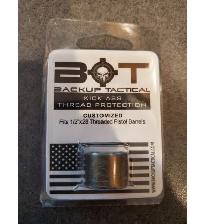 Backup Tactical Thread Protector - Molan Labe DESIGNTHREAD PROTECTOR 1/2 x 28 - ODG