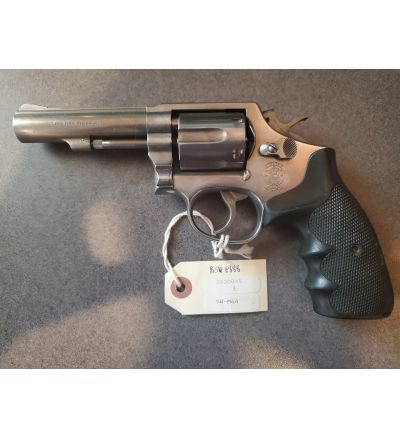 S&W Model 64-5 Stainless, .38 Spl, used, Serial #BSU6888
