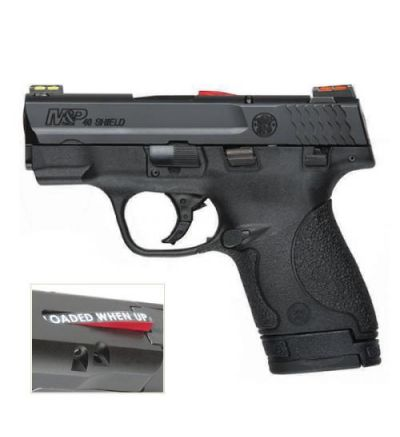 Smith and Wesson Shield 40 Hi Viz Ca Approved