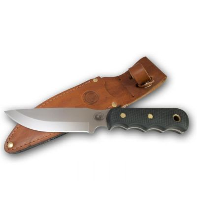 Knives of Alaska Bush Camp Knife Fixed 6