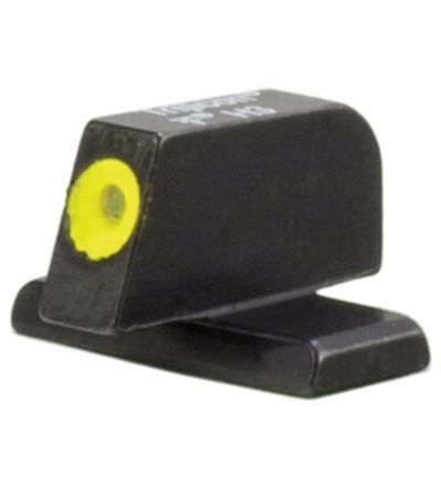 Trijicon HD XR™ Front Sight - Springfield XD-S, XD-E Front Sight Only: Yellow Outline / Green Tritium