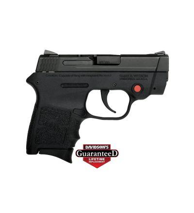Smith & Wesson Bodyguard .380 w/Crimson Trace