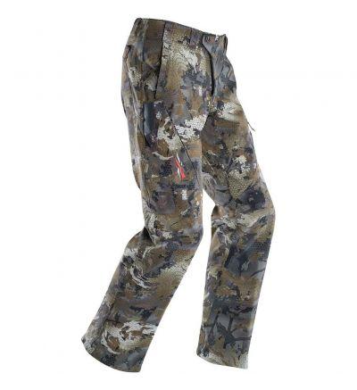 Sitka Men's Hunting Water-Repellent Camo Dakota Pants, Optifade Timber, 32R