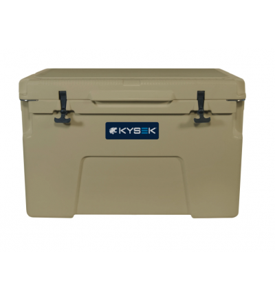 KYSEK Camo Tan Ice Chest 75L