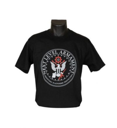 Next Level Armament SPP Logo Tee - 3X-Large