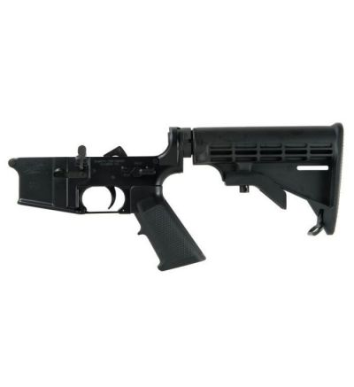 PSA AR-15 Complete Classic Lower Receiver (Serial #PI017007, #PI017043)