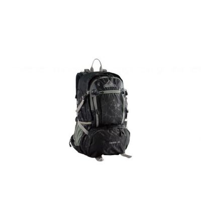 Red Rock Bluff Backpack 40L, black, 1 main pockets