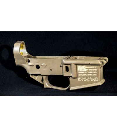 Tennessee Arms Co., Freedom Edition AR15 lower, FDE, Serial #1630503717, 1630503718, 1630503831