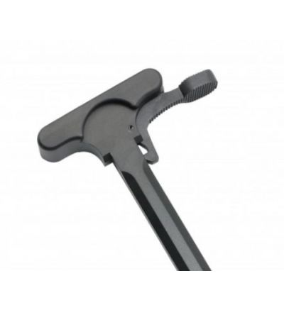 AR-10 .308 Tactical Rifle Charging Handle Assembly W/ Extended Oversized Tactical Latch