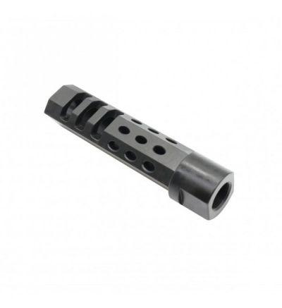 "AR-15 3.5"" 9 Port Muzzle Brake"
