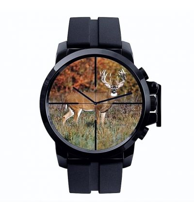 AIM Hunting Rifle Scope Watch - Whitetail Deer