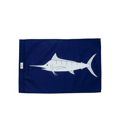 BLUE MARLIN SUNDOT MARINE CAPTURE FLAG