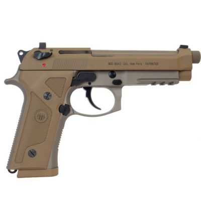 M9A3 9MM FDE 5 17+1 DECOCKER