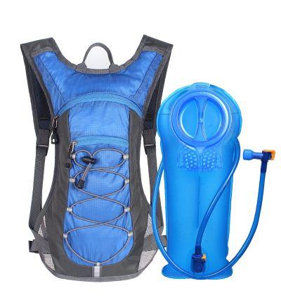 Unigear Blue Hydration Pack with 70 oz 2L Water Bladder