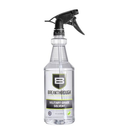 Breakthrough Clean Technologies Military-Grade Solvent 32 fl oz Spray Bottle
