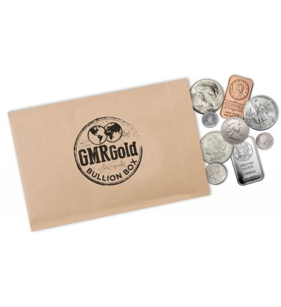 GMRgold Basic Bullion Box 'One Year' Subscription