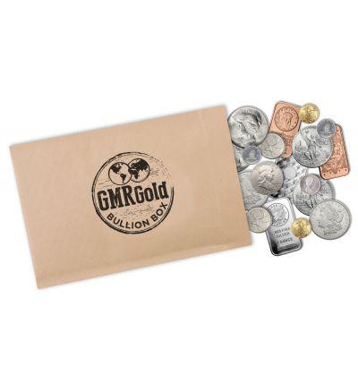 GMRgold Elite Bullion Box 'One Year' Subscription