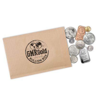 GMRgold Advanced Bullion Box 'One Year' Subscription