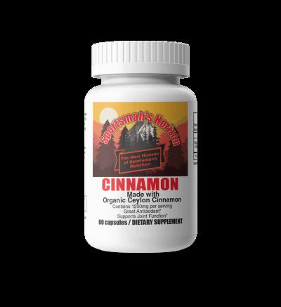 Sportsman's Horizon Ceylon Cinnamon
