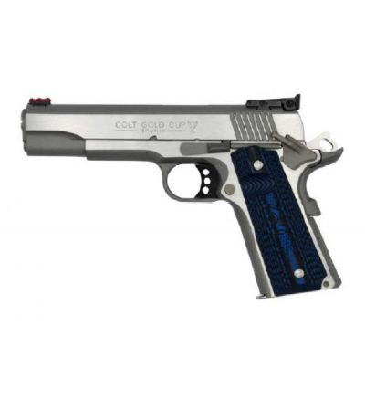GOLD CUP LITE 45ACP SS 5 AS