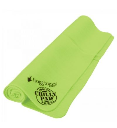 CHILLY PAD - HI-VIS GREEN