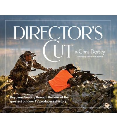 Chris Dorsey's - Director's Cut - Hardcover with Dust Jacket DVD included 365 Pages