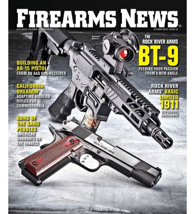 Firearms News Magazine
