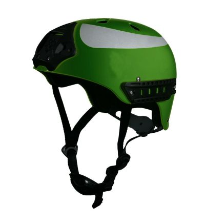 First Watch First Responder Water Helmet - Large/XL - Green