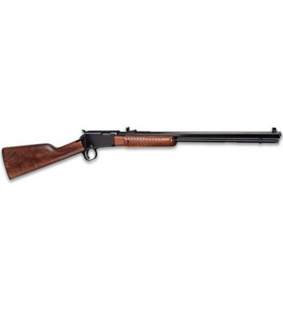 PUMP ACTION 22LR BL/WD OCTAGON