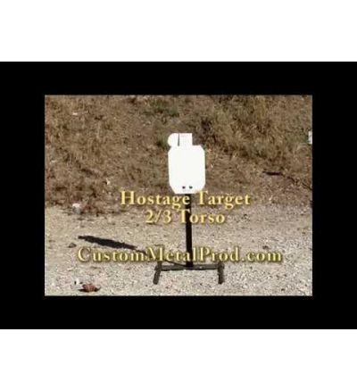 CMP Hostage Target, 2/3 Size Torso
