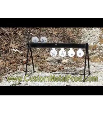 CMP Plate Rack, .22 Caliber