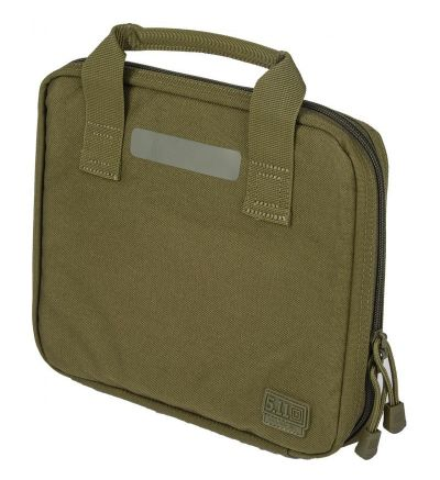5.11 Tactical Single Pistol Carry Case - OLIVE DRAB