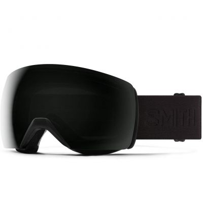 Smith Skyline XL Snow Goggle Mens (Blackout, Chromapop Sun Black)