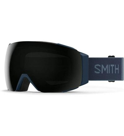 Smith I/O MAG Snow Goggle - French Navy   Chromapop Sun Black