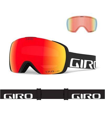Giro Contact Adult Snow Goggles - Black