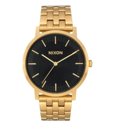 Porter ,  40  mm - All Gold / Black Sunray / One Size