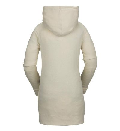 TOWER P/OVER FLEECE - BONE / Medium