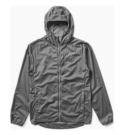 Second Wind Jacket - Grey / Large