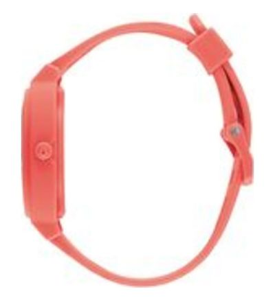 Time Teller P ,  40  mm - Matte Coral / One Size