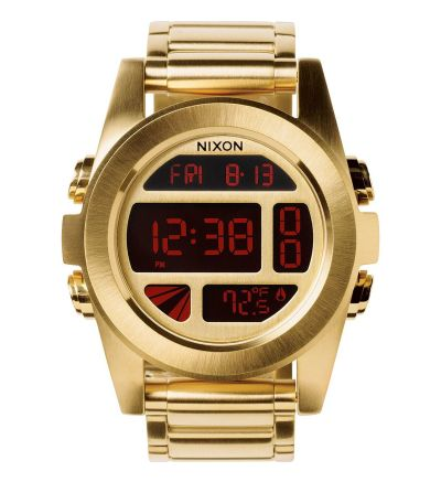 Unit SS ,  44.5  mm - All Gold / One Size