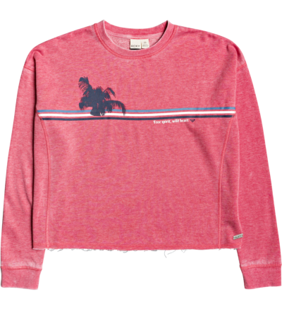 DREAM BELIEVER A - Lipstick Red / Large