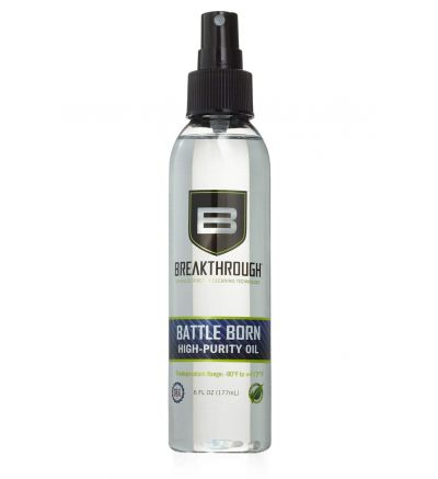 Breakthough Clean Technologies Battle Born High-Purity Oil - 6oz
