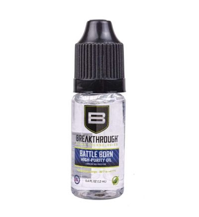 Breakthough Clean Technologies Battle Born High-Purity Oil - 12ml