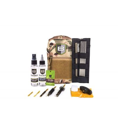 Breakthough Clean Technologies LOC-223 Long Gun Cleaning Kit (223cal / 5.56mm) - Camo