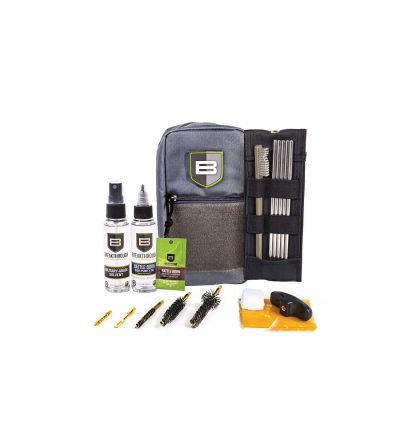 Breakthough Clean Technologies LOC-223 Long Gun Cleaning Kit (223cal / 5.56mm) - Gray