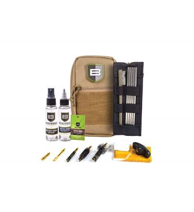 Breakthough Clean Technologies LOC-30 Long Gun Cleaning Kit (30cal / 7.62mm) - Desert Tan