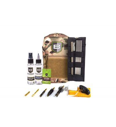 Breakthough Clean Technologies LOC-30 Long Gun Cleaning Kit (30cal / 7.62mm) - Camo