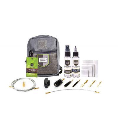 Breakthough Clean Technologies QWIC-3G 3-Gun Pull Through Cleaning Kit (223cal / 9mm / 12ga) - Gray