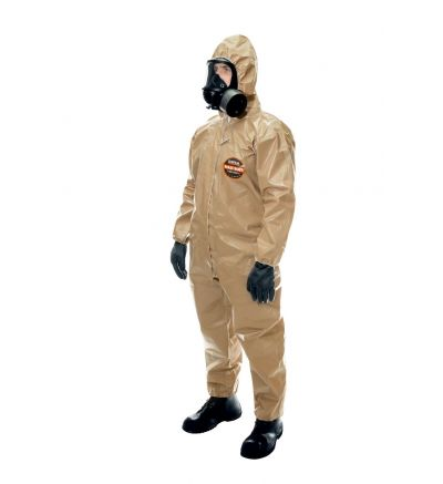 MIRA Safety HAZ-Suit Protective CBRN HAZMAT Suit-LG/XL
